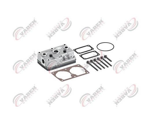 Головка компрессора в сборе RVI Magnum, Premium, Midlum, Kerax, фото 2