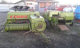 Пресс подборщик тюковый Claas Trabant, фото 3