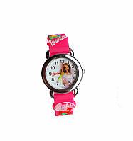 Часы детские Barbie-186 Розовые BR-186, КОД: 111945