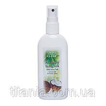 Молочко кокосовое для укладки волос 150 мл. SWISS-O-PAR 6451
