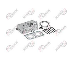 Головка компрессора в сборе Renault MAGNUM DXI