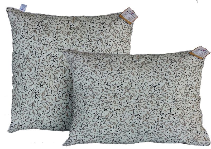Подушка с шариковым силиконом, бязь (50х70)