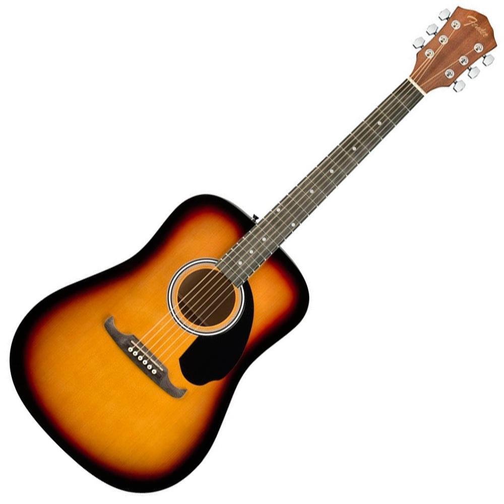 Гитары Fender FA-125