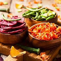 Сушеные овощи