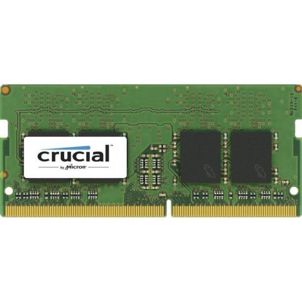Оперативная память для ноутбука Crucial 8 GB SO-DIMM DDR4 2400 MHz (CT8G4SFS824A)