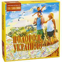 Настольная игра Arial Путешествие по Украине 910183, КОД: 1318854