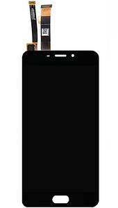 Дисплей Meizu M3e (A680Q) з сенсором (тачскрін) чорний