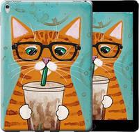 Чехол EndorPhone на iPad Pro 9.7 Зеленоглазый кот в очках 4054u-363, КОД: 929258