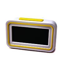 Часы будильник электронные №9905, 12,6см