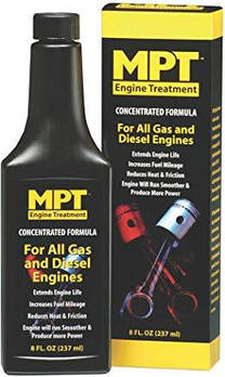 Присадки в масло, радиатор, топливо от MPT Industries