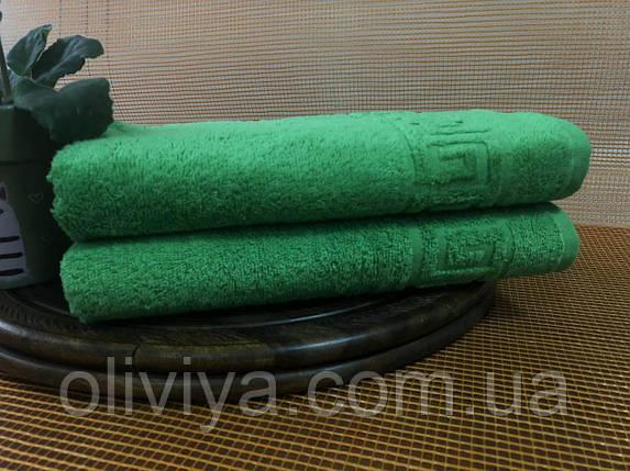 Полотенце для бани (зеленое), фото 2
