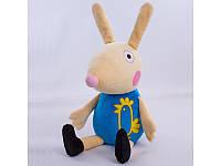 Мягкая игрушка   Кролик Рич 1 25 см