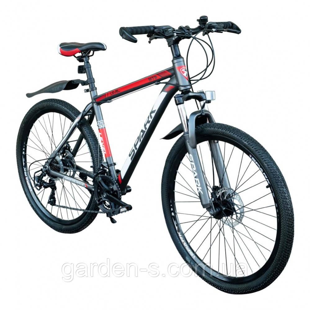 Велосипед Spark 27,5`` LEVEL, рама - Алюминий