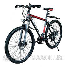 Велосипед Spark 27,5`` LEVEL, рама - Алюминий, фото 3