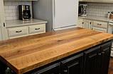 Столешница деревянная на кухню от производителя, фото 3