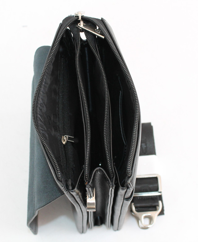 Сумка через плечо из кожзама Polo B350-1