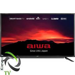 """Телевизор Aiwa JU50DS700S, 50""""  ANDROID"""