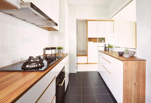 Столешница деревянная на кухню от производителя