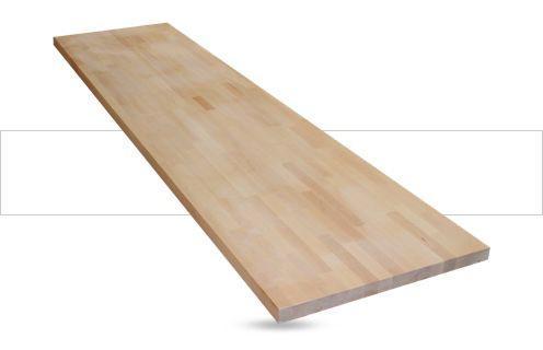 Деревянная кухонная столешница от производителя