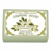 Натуральное мыло в бумажной упаковке Le Blanc Жасмин 100 г 97405, КОД: 1090053