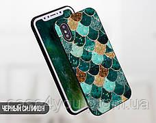 Силиконовый чехол для Apple Iphone 11 Pro Max Цветные плитки (4029-3014), фото 3