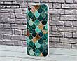 Силиконовый чехол для Apple Iphone 11 Pro Max Цветные плитки (4029-3014), фото 4