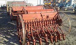 Сівалка анкерна зернова 2,2 м Агромет б/в, Польща, фото 3