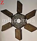 Вентилятор водяного насоса помпы двигателя Д2500 Балканкар 31257408 8 464177