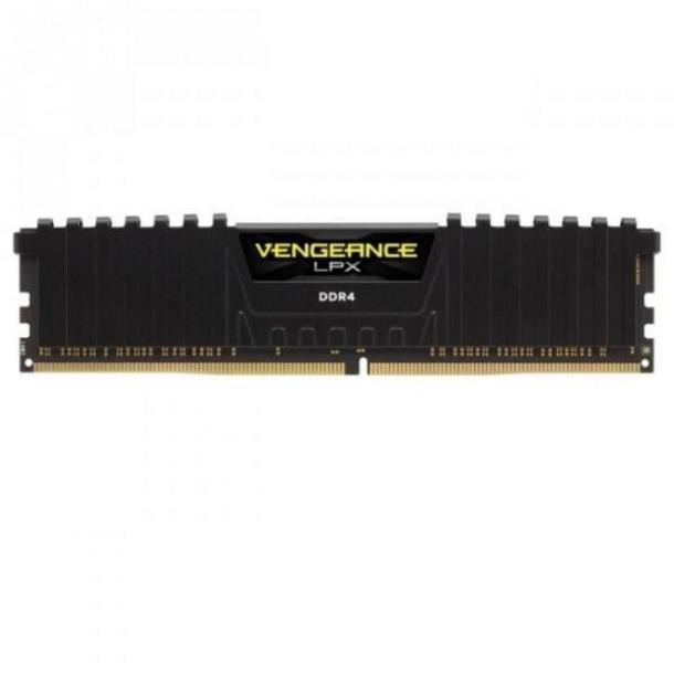 Память Corsair 8 GB DDR4 2666 MHz (CMK8GX4M1A2666C16)