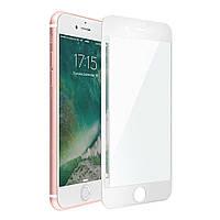 Защитное стекло Gmax Grandi 3D для iPhone 7 Plus 8 Plus Белый 277935, КОД: 700693
