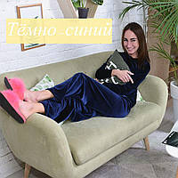 Пижама женская бархатная