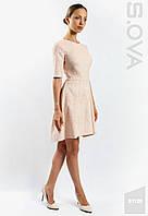 Платье женское летнее элегантное котельное