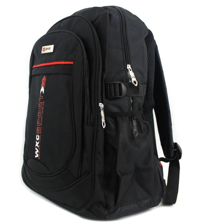 Універсальний міський рюкзак з відділенням для ноутбука 6097