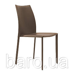 Стул Grand (Гранд)  кожаный капучино, Concepto