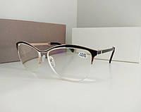 Компьютерные корригирующие очки с покрытием Blue Blocker, черные (1811S 2) +1.50  +3.00