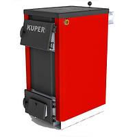 Твердотопливный котел Kuper 15 кВт плита