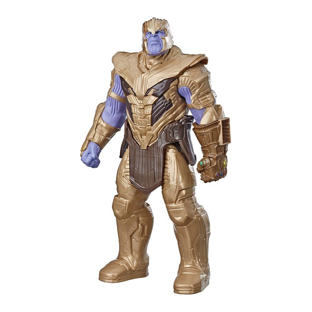 Фигурка Hasbro Танос, Мстители Финал - Thanos, Avengers Endgame, Titan Hero Series