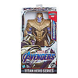 Фигурка Hasbro Танос, Мстители Финал - Thanos, Avengers Endgame, Titan Hero Series, фото 2