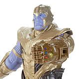 Фигурка Hasbro Танос, Мстители Финал - Thanos, Avengers Endgame, Titan Hero Series, фото 3