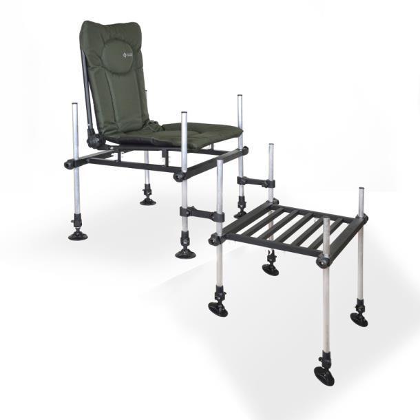 Подставка-платформа под ноги M-Elektrostatyk POD (педана) для фидерного кресла F2 CUZO или F3 CUZO