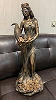 Статуэтка Фортуна с рогом изобилия Veronese 75 см 73677 V4