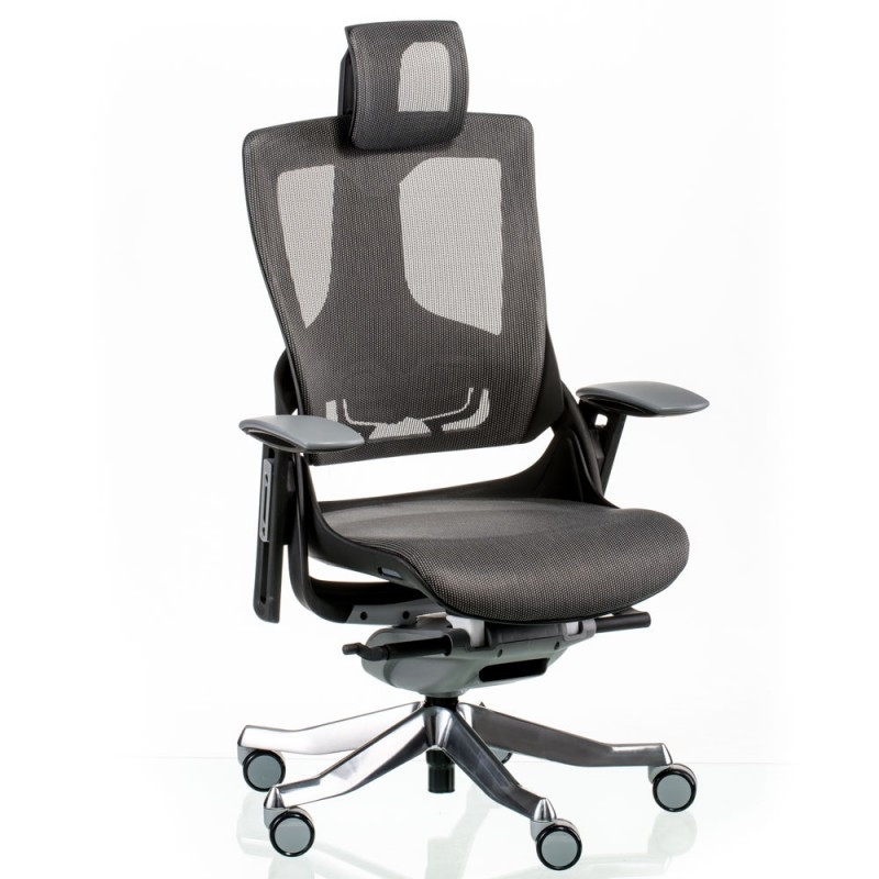 Кресло офисное Special4You WAU2 CHARCOAL NETWORK (E5449)