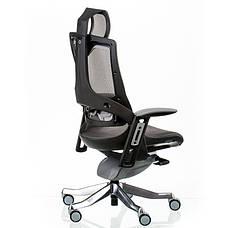 Кресло офисное Special4You WAU2 CHARCOAL NETWORK (E5449), фото 2