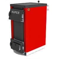 Твердотопливный котел Kuper 18 кВт плита
