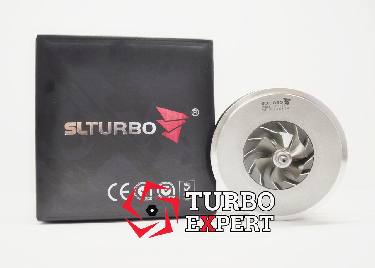Картридж турбины Skoda Superb I 1.9 TDI, 96 Kw, AVF/AWX, 2001-2006, 038145702G, 717858-5009S