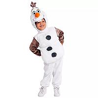 """Карнавальный костюм снеговика Олаф из мультфильма  """"Холодное сердце 2"""" Disney, Olaf, фото 1"""
