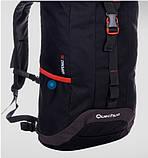 Рюкзак Quechua Arpenaz 30 л чорний, фото 2
