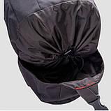 Рюкзак Quechua Arpenaz 30 л чорний, фото 5