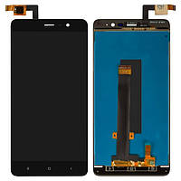 Экран (дисплей,lcd) Xiaomi Redmi Note 3 Pro SE с тачскрином (сенсором,touchscreen) черный (149мм)