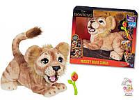 Furreal Friends Интерактивный Король лев Симба Disney The Lion King Mighty Roar Simba оригинал Hasbro